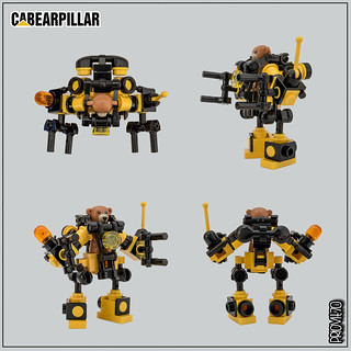 Cabearpillar Power Loader B-948X - Protoype