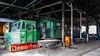 Das Akkuschleppfahrzeug ASF 65 der Baureihe EL 16im Ringlokschuppen des Bahnbetriebswerkes Berlin-Schöneweide (Jonny__B_Kirchhain) Tags: akkuschleppfahrzeug asf asf65 baureiheel16 schleppfahrzeug rangierdienst verschiebedienst lokomotivbauelektrotechnischewerkehansbeimlerhennigsdorf lew ringlokschuppen lokschuppen bahnbetriebswerk bahnbetriebswerkberlinschöneweide betriebswerk tagdesoffenendenkmals denkmal berlin schöneweide berlinschöneweide treptowköpenik berlintreptowköpenik bezirktreptowköpenik deutschland germany allemagne alemania germania 德國 德意志 федеративная республика германия alemanha repúblicafederaldaalemanha niemcy republikafederalnaniemiec