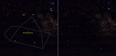 Nova Sagittarii 2015 No.2 (pablo_blake) Tags: nova sagittarius novasagittarii2015no2 whitedwarf nikond70 transientevent thearcher
