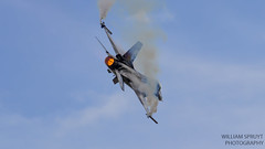 Belgian Airforce F-16 FA-123 (william.spruyt) Tags: belgian f16 fa123 fighter jet aircraft airplance riat fairford