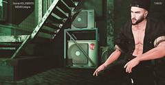 MOVE! COLOGNE - DENNIS VOL.2 BENTO (Joseph Crumb // Hit Fashion) Tags: cool dance movecolognedennisvol2bento taikou unisex