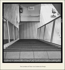 The Corridors of Time / Les Couloirs du Temps (Napafloma-Photographe) Tags: 2018 architecturebatimentsmonuments bandw bw bâtiments couleurs détailsarchitecturaux métiersetpersonnages objetselémentsettextures personnes techniquephoto blackandwhite boutique couleur couloir extincteur monochrome napaflomaphotographe noiretblanc noiretblancfrance photographe héninbeaumont pasdecalais france fr
