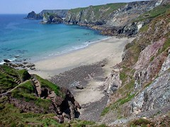 Cornish Beach (saxonfenken) Tags: 1150corn 1150 steps pregamewinner tfc tcf perpetual