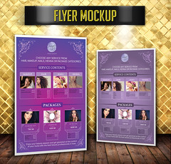 Flyer Design (syhamsmt) Tags: flyer design poster manu card graphicdesign syhammahmud illustrator photoshop photo
