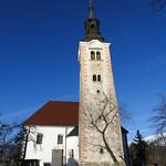 Bled, l'église de Sainte Marie de l'assomption1712311352 thumbnail