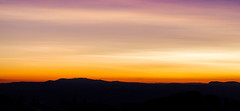 Burn, baby Burn (selmyhr) Tags: sunset orange red contrast pink black mountain outdoors norway