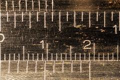 Less Than An Inch (ulrichcziollek) Tags: less than an inch macromonday zoll schieblehre