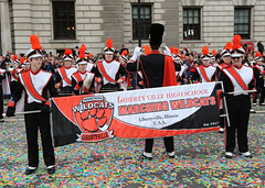 Libertyville High School (Youth Music of the World) Tags: lnydp 2018 londons new years day parade