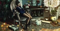 New Post: ∞Forever Twenty One∞ LOTD 525 Madeleine... (Forever Twenty One Owner) Tags: catwa maitreya exile thetrunkshow deaddollz n21 nutmeg shinyshabby rkposes zerkalo uber ariskea soy fashion decor photography secondlife