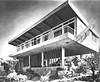 Casa de campo, Cuernavaca, Morelos, México c. 1953  Arq. Alfonso Obregón de la Parra (southofbloor) Tags: mexico obregon modern house casa cuernavaca