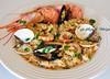 Risotto alla pescatora (Le delizie di Patrizia) Tags: risotto alla pescatora le delizie di patrizia ricette primi piatti
