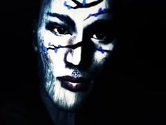 Immigrant (SueGeeli DeCuir) Tags: venge suicidedollz nosering piercing portrait scifi signature fallengodsinc aviglam secondlife virtualworld blog blogger styleitupsl