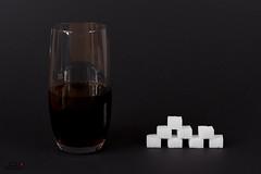 200 ml Cola = 8 Stück Würfelzucker