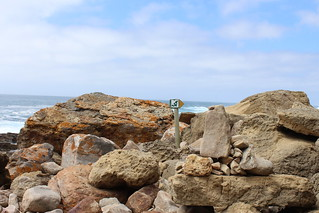 Marking the Path - Robberg Hiking Trail