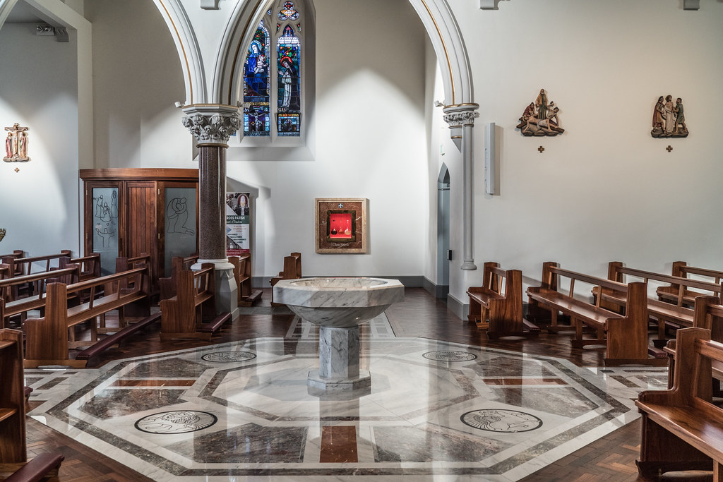 INTERIOR OF HOLY CROSS CHURCH [DUNDRUM JANUARY 2018]-135245