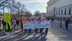 2018.01.20 #WomensMarchDC #WomensMarch2018 Washington, DC USA 2550