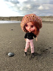 10/365 Perfect weather for sea walks in January!