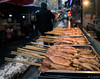 Octopus, Anyone? (tsoeiro) Tags: ifttt 500px winter market food octopus chinese cook fried sticks traditional seller street vendor cold weather xian concession stand xi'an