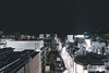 The roofs of Shibuya at night (Jan Senderek) Tags: tokyo sony sonyalpha sonya7r wide angle lens dark night city skyline lights buildings winter japan street cars longexposure
