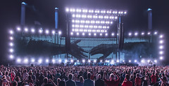 Roger Waters @ Desert Trip (acase1968) Tags: roger waters us them coachella desert trip animals california concert live nikon d750 20mm f18g nikkor pink floyd flying pig factory stage usthem tour