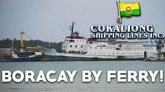 CEBU TO BORACAY BY FERRY!?! - 3 day sea journey to Boracay (Larry Craftman) Tags: cebu to boracay by ferry 3 day sea journey