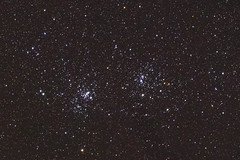 Double Cluster in Perseus (StephenGA) Tags: 80d 2018 astrophotography at65edq doublecluster caldwell clusters openclusters