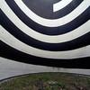 (maxelmann) Tags: maxelmann le leipzig leipzigimquadrat zoo germany sachsem saxony garage parkhaus zebra architecture architektur schwung schwingung rund kreisel escher