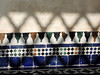 Shadows and zellig (Shahrazad26) Tags: bahiapalace palace palais palau qsar paleis marrakech marokko maroc morocco zellig zellij shadow schatten ombre ombra schaduw mozaïek mosaic