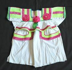 Mexican Blouse Maya Chiapas Tojolabal (Teyacapan) Tags: tojolabal blusa maya blouses chiapas mexican clothing ropa indumentaria