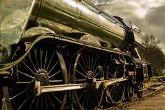 LEGEND ! (Andrew-Jackson) Tags: trains transport steamtrains