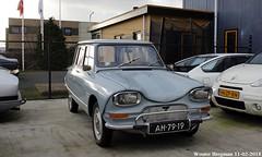 Citroën Ami 6 Break 1966 (XBXG) Tags: ah7919 citroën ami 6 break 1966 citroënami6 citroënami ami6 oldemarkt nederland holland netherlands paysbas vintage old classic french car auto automobile voiture ancienne française vehicle outdoor