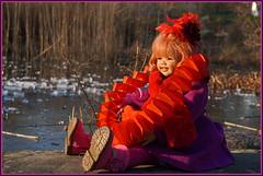 Herzliche Grüße ... (Kindergartenkinder) Tags: kindergartenkinder annette himstedt dolls gruga grugapark essen karneval fasching sanrike