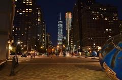 Battery Park, 10.18.15 (gigi_nyc) Tags: nyc newyorkcity batterypark oneworldtradecenter harborhouse piera