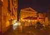 Cardo Maximus Street (fotofrysk) Tags: cardomaximusstreet scooter man street trgmgupca bar restaurant patio buildings architecture square croatia porec istria dalmatiancoast sigmaex1020mmf456dch nikond7100 201710040271