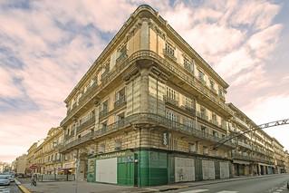 Marseille - quartier des antiquaires