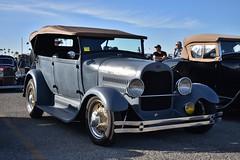 HCCA 62nd Holiday Motor Excursion (USautos98) Tags: 1928 ford modela traditionalhotrod streetrod custom
