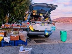 Small business 1 (Chris Maroulakis) Tags: athens varkiza port smallbusiness honey seaside fujix30 chris maroulakis 2017 peanut