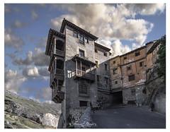 Casas colgadas (champollion-10) Tags: houses amaizing casas cityscape urban street beautifulbuildings spain