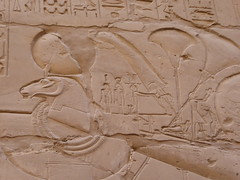 Prow of Sacred Boat, Karnak (Aidan McRae Thomson) Tags: karnak temple luxor egypt ancient egyptian relief carving