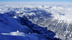 clouds over chamonix valley (t.horak) Tags: chamonix france valley blue white clouds alps shadow winter snow slopes sunny
