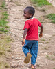 Catch me if you can! (Pejasar) Tags: sandals child ghana westafrica africa running laughing play amedzofe village catchme