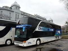 Setra S 431 DT coach (danube9999) Tags: bus coach setra s431dt oktopod belgrade danube bratislava
