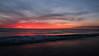 Aan Zee II (MrTheEdge7) Tags: noordwijk netherlands noordwijkaanzee nederlands holland zuidholland sea ocean northsea beach sunset bloodredsky horizon water
