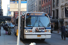 IMG_4737 (GojiMet86) Tags: mta nyc new york city bus buses 1999 t80206 rts 5233 m66 67th street madison avenue
