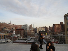 Whitney Museum balcony view of Upper Manhattan Skyline 6405 (Brechtbug) Tags: new whitney museum american art balcony view upper manhattan skyline highline york city nyc 01212018 street former rail road garden path walk way elevated el remodeled derelict urban reclamation boardwalk skyway pedestrian mezzanine streets midtown downtown meat packing district west side transportation design redesign architecture gallery 2018