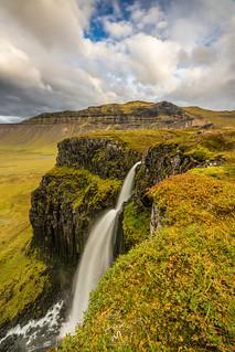 Iceland, Grundarfoss