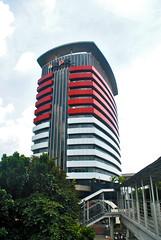 Kantor Pusat KPK - 2015 (Everyone Sinks Starco (using album)) Tags: jakarta building gedung architecture arsitektur office kantor