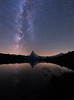 speachless (leoskar) Tags: exposure longexposure nikonpassion nikon nightscape night colors milkyway stars astrophotography astronomy reflectionslovers reflections mountains landscapes switzerland suisse valais wallis ngc