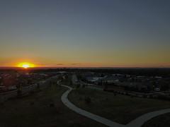 Botanic Ridge Sunrise (Thunder1203) Tags: djimavicpro droneview sunrise djiglobal aerialphotography flight