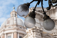 Illuminante dettaglio (RM) (Stefano Innocenzi) Tags: street macro dettaglio lampade città
